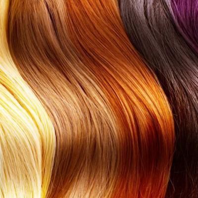 Coloration apres greffe de cheveux